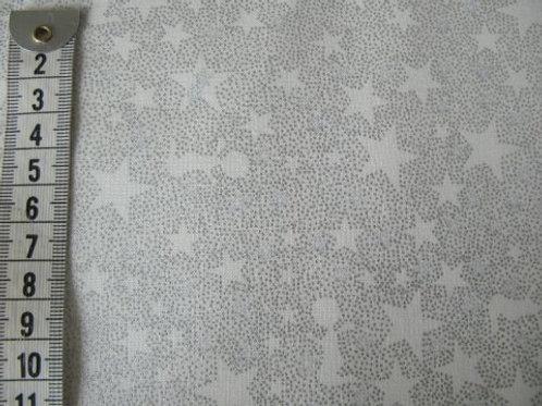 Svag natur bund m. sølv mønster