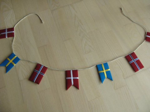 De nordiske flag