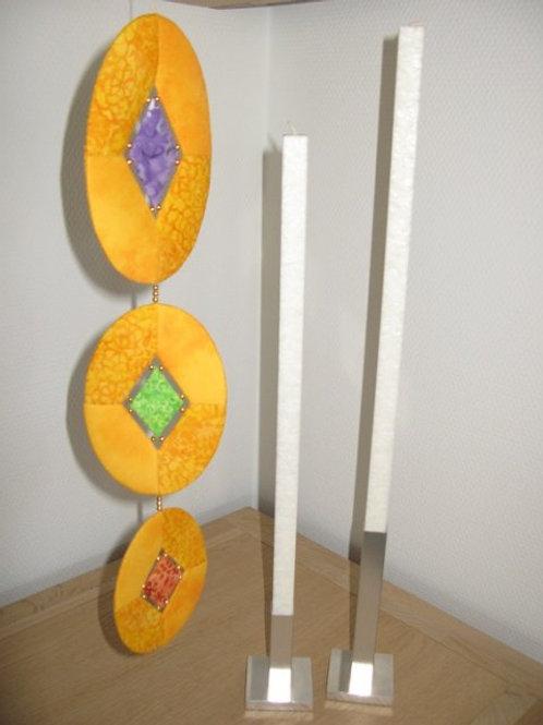 Påskeæg i 3 forskellige størrelser