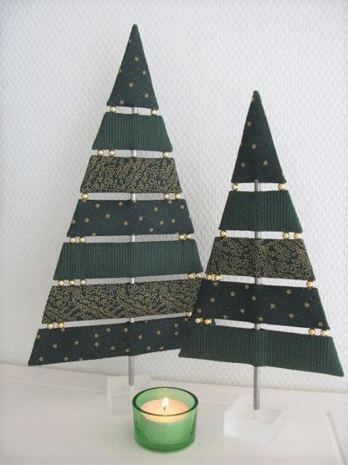 Juletræer m. voksperler
