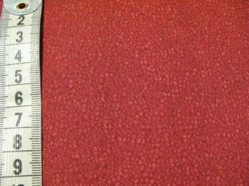Mørk rød m. mønster