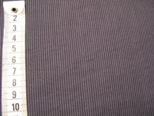 Smalle striber sort / mørke grå