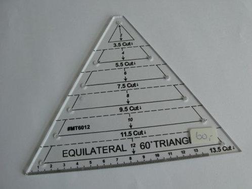 60 graders lineal