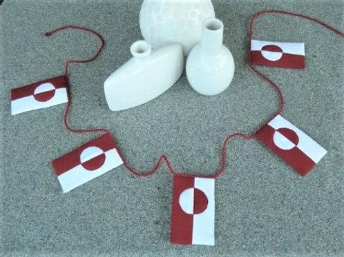 Grønlandske flag