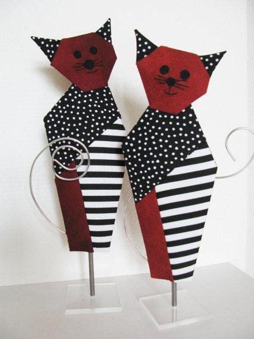2 søde katte