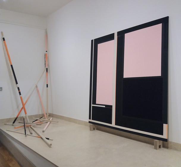 Pink Painting Machine