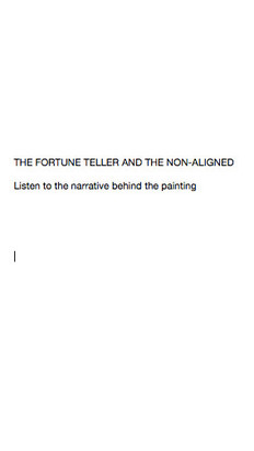Andrea Medjesi-Jones- The Fortune Teller