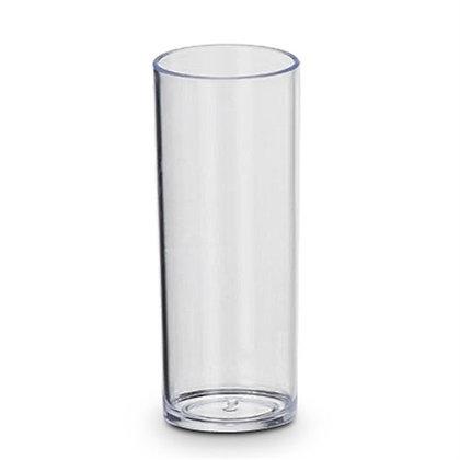 COPO LONG DRINK EM ACRÍLICO 330 ML