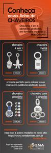 Chaveiros personalizados em metal, chaveiro abridor personalizado, chaveiro emborrachado personalizado, chaveiro lanterna personalizado, chaveiro bussola personalizado, chaveiro mosquetão personalizado