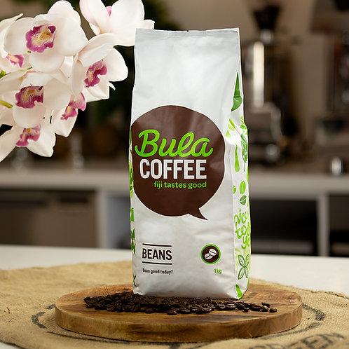 Bula Coffee Beans 1kg