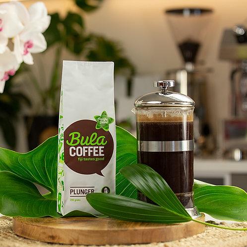 Bula Plunger Coffee 200gm