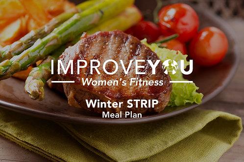 STRIP Winter Plan