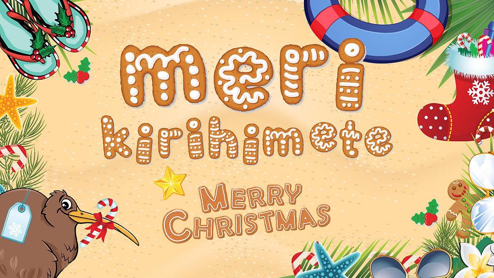 Meri Kirihimete - Kids Christmas