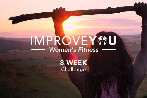 8 Week Online Challenge