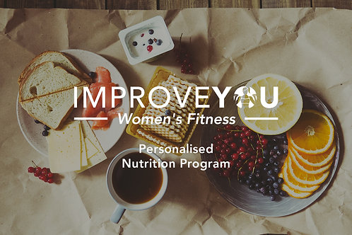 Personalised Nutrition Program