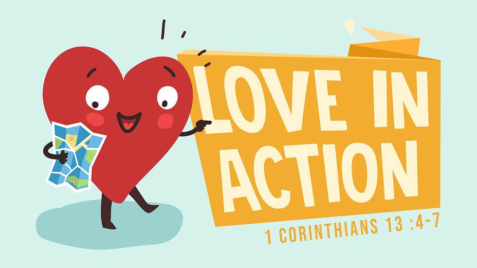 Love in Action - 1 Corinthians
