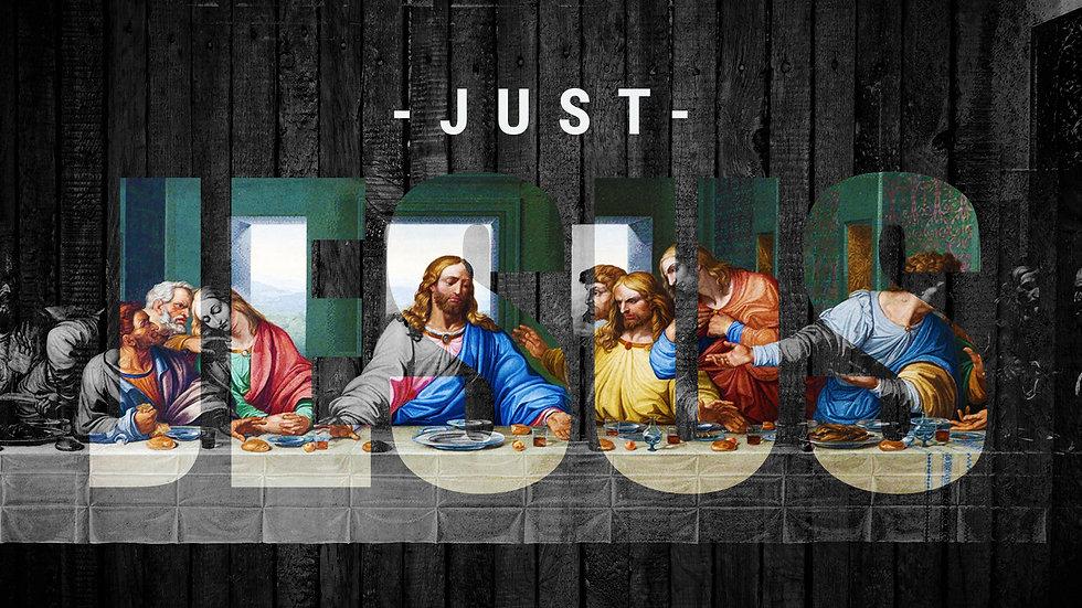 Just Jesus - Colossians