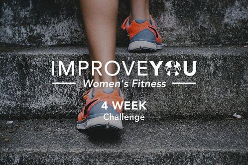 4 Week Challenge