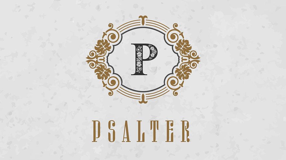 Psalter - Psalms