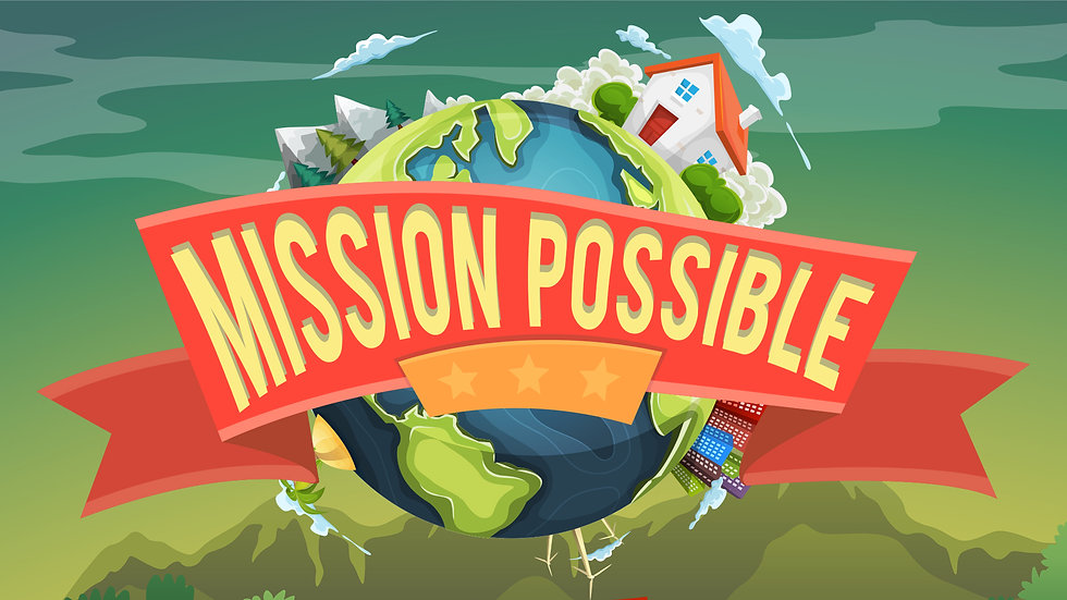 Mission Possible - Peter Part 2