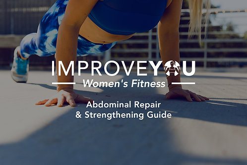 Abdominal Repair & Strengthening Guide
