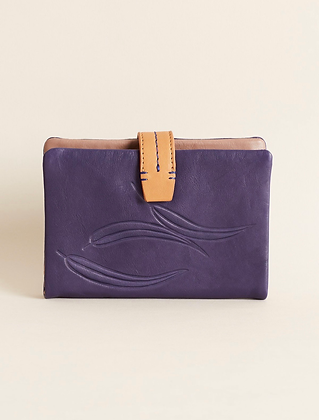 BEDFORD WALLET (deep navy)