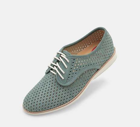 DERBY PUNCH ( teal )