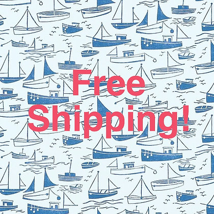 Free Shipping now available within Australia