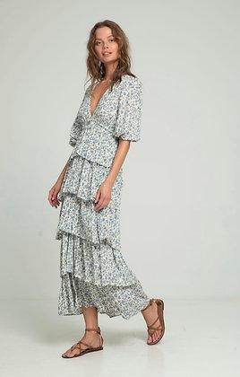 SAHARA FRILL DRESS