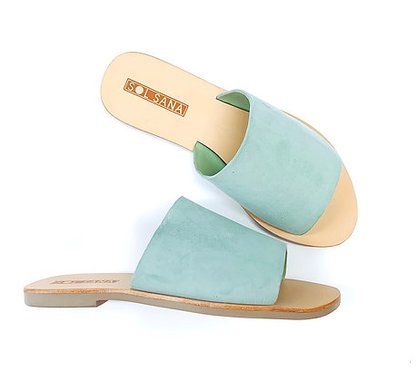 TERESA SLIDE MINT FOAM
