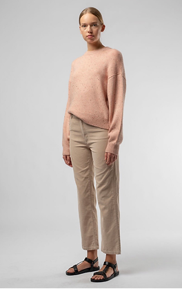 CASEY SPECKLE KNIT