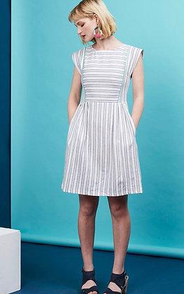 SYMBIOSIS STRIPE SHIFT DRESS