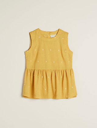 ELM TOP (MUSTARD DIAMOND)