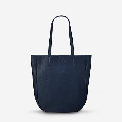 Status Anxiety Appointed Bag (Navy Blue)