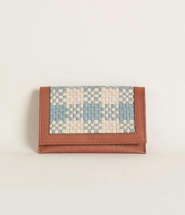 Woven purse (patina)