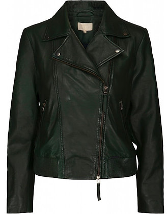 ANELIA LEATHER JACKET