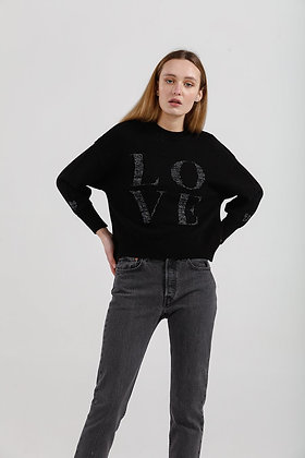 LOVE IN THE AIR KNIT