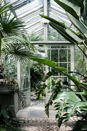 I LOVE GREEN HOUSES