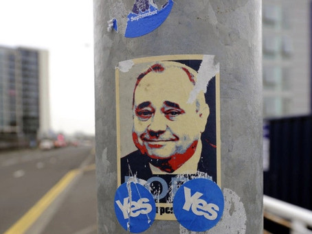 Scotland's Empty Nationalism