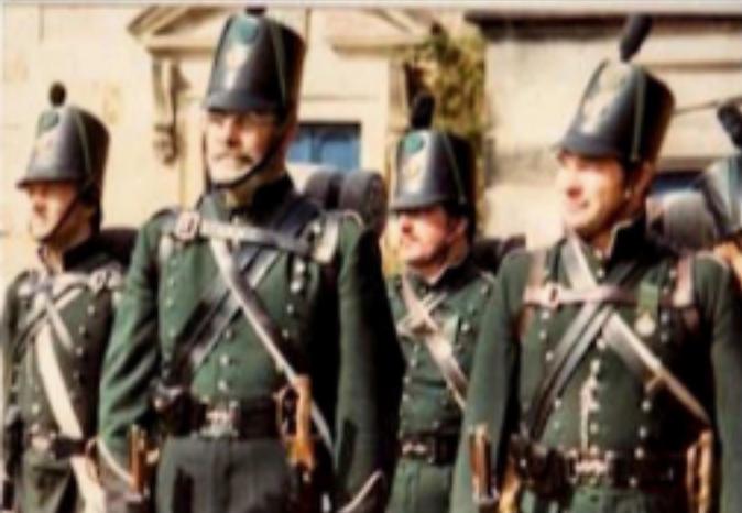 95th Rifles Re-enactment - 1980s