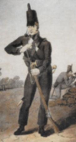 North Yorkshire Militia - 1814