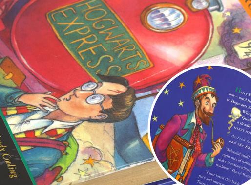 Cópia rara do livro Harry Potter e a Pedra Filosofal é vendida por quase 150 mil Reais !