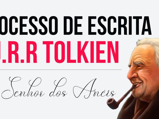 Processo de escrita de JRR Tolkien - O Senhor dos Anéis