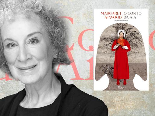 O Conto da Aia e a escrita de Margaret Atwood