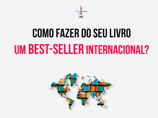 Como fazer do seu livro um best-seller internacional?