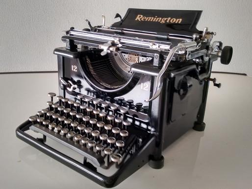 Como veria as facilidades de autopublicação um escritor do passado