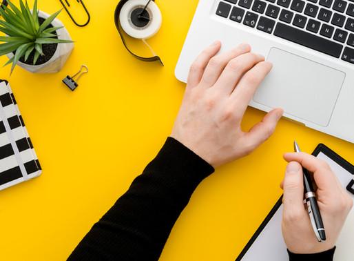 Como ser escritor quando não se é escritor?