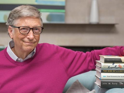 10 Livros preferidos por Eles - de Hitler a Bill Gates
