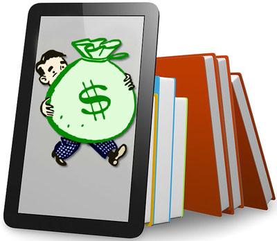 Antes de desistir de ser escritor saiba que tem gente que fatura alto com ficção só vendendo ebooks