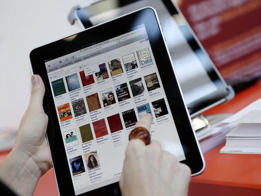 Editoras brasileiras faturaram R$ 103 milhões com conteúdos digitais, aponta pesquisa
